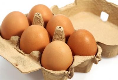 6 eieren