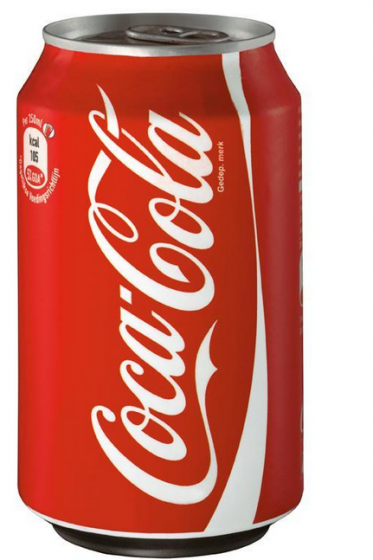 Blik cola