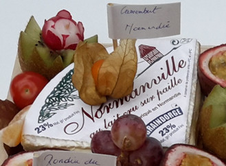 Camembert normanville